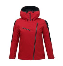 Peak Performance Clusaz Dames Ski Jas Chilli Pepper