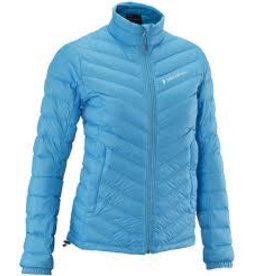 Peak Performance Frost Down Liner Dames Jas Turquoise