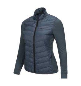 Peak Performance Women's Frost Hybrid Jacket Salute Blue
