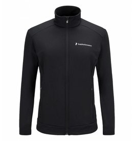 Peak Performance Trigger Zip Black