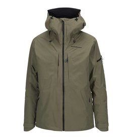 Peak Performance Men's Teton 2-Layers Ski Jacket Soil Olive