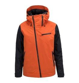 Peak Performance Men's Scoot Ski Jacket Blaze Orange