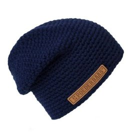 Poederbaas Essential Long Dark Blue