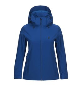 Peak Performance HipeCore+ Anima Dames Ski Jas Salute Blue
