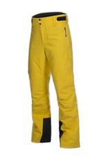 Peak Performance Men's HipeCore+ Maroon Race Ski Pants Desert Yellow