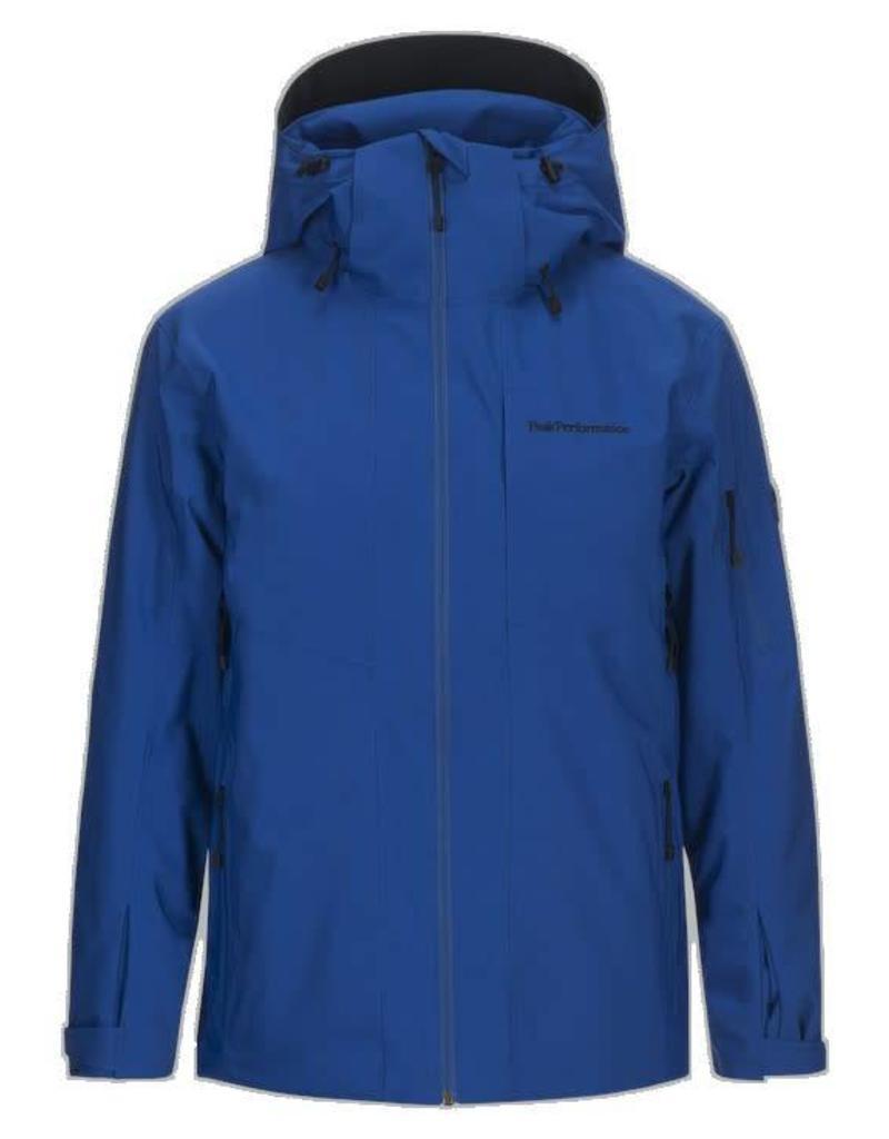 Performance Blue Men's Island Maroon Peak Hipecore Ski Padded Jacket d8wn1vq