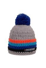 Poederbaas Colorfull Cap Grey/Orange/Blue/Black