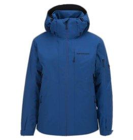 Peak Performance Men's Maroon II Ski Jacket True Blue