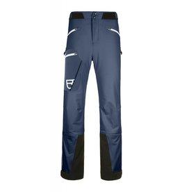 Ortovox Pantalon de Ski Homme Bacun Night Blue