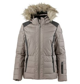 Icepeak Women's Cindy Ski Jacket Khaki