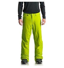Quiksilver Pantalon de Ski/Snowboard Homme Estate Vert