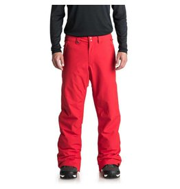 Quiksilver Men's Estate Ski/Snowboard Pants Flame