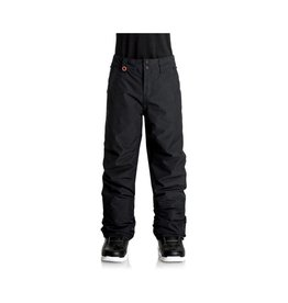 Quiksilver Estate Youth Ski/Snowboard Pants Black