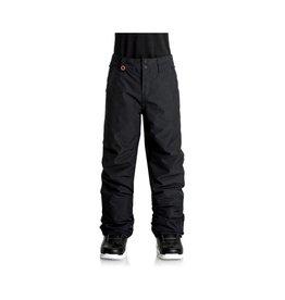 Quiksilver Pantalon de Ski/Snowboard Enfants Estate Noir