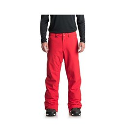Quiksilver Estate Kinder Ski/Snowboard Broek Flame