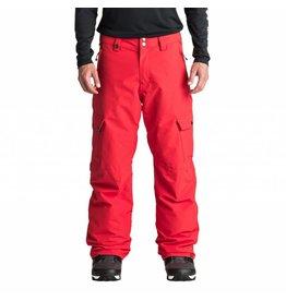 Quiksilver Men's Porter Ski/Snowboard Pants Flame