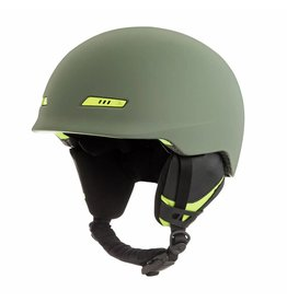 Quiksilver Play Ski/Snowboard Helm Grape Leaf