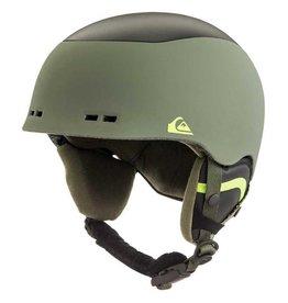 Quiksilver Lennix Ski/Snowboard Helmet Grape Leaf