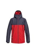 Quiksilver Men's Sierra Ski/Snowboard Jacket Flame