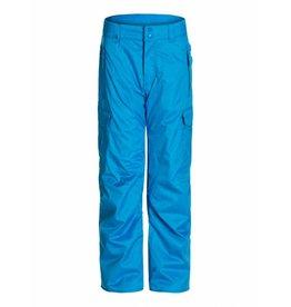 Quiksilver Pantalon de Ski/Snowboard Enfants Porter Bleu