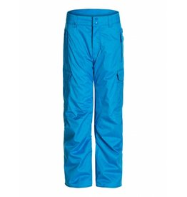 Quiksilver Porter Youth Ski/Snowboard Pants Brilliant Blue