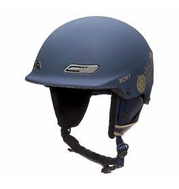 Roxy Women's Power Powder Ski Helmet Navy Gold