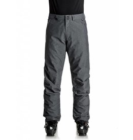 Quiksilver Men's Estate Ski/Snowboard Pants Textured