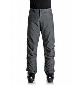 Quiksilver Pantalon de Ski/Snowboard Homme Estate Textured