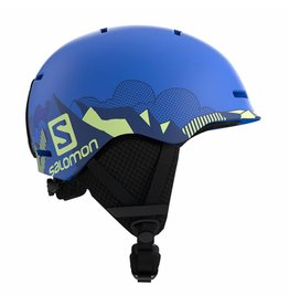 Salomon Grom Junior Helmet Blue