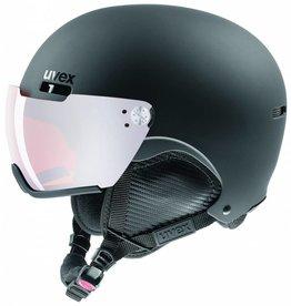 Uvex Hlmt 500 Visor Black Mat