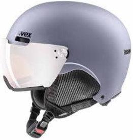 Uvex Hlmt 500 Visor Strato Metal Mat