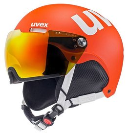 Uvex Hlmt 500 Visor Orange Mat