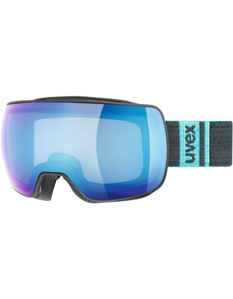 Uvex Compact FM Goggle Black-Mat/Blue