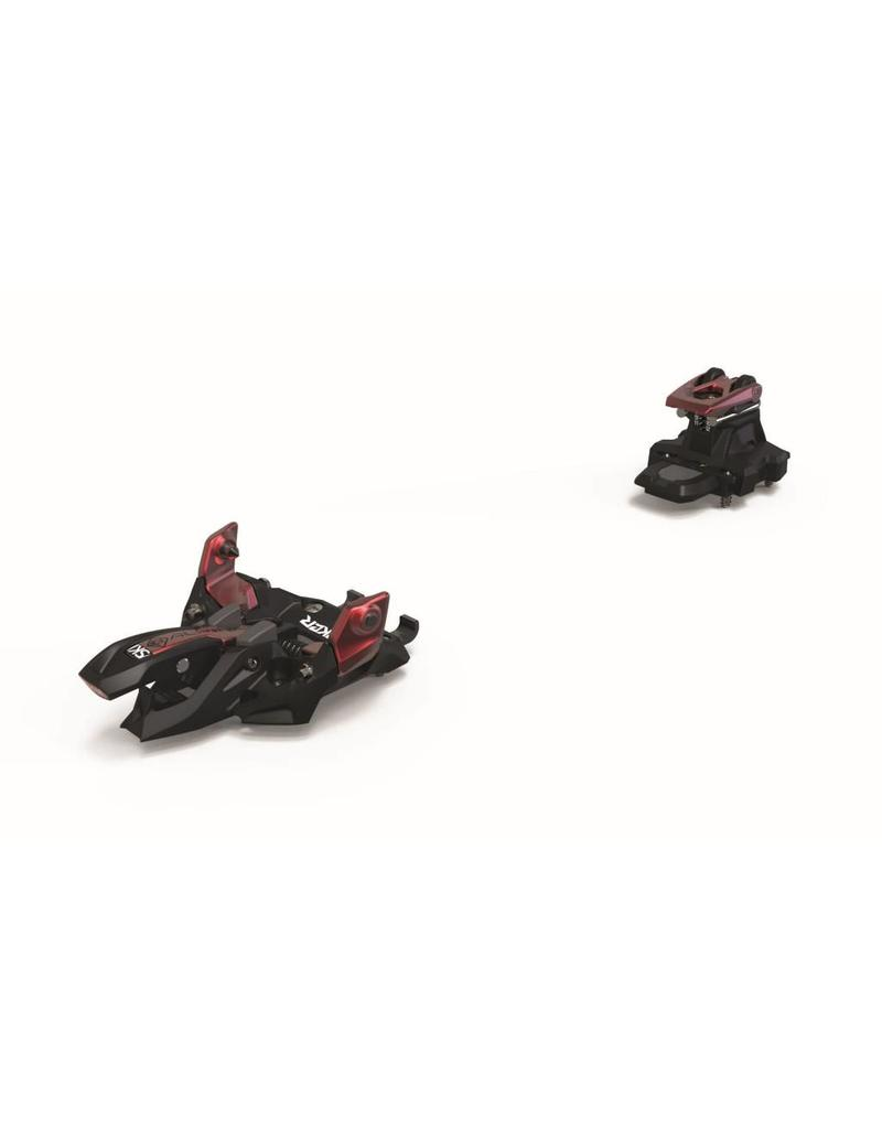 Marker Alpinist 12 Tour Binding Black Red