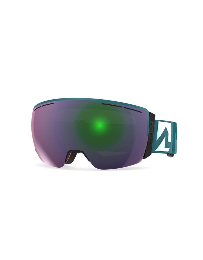 Marker 3D+ MAP Petrol Green Plasma Mirror
