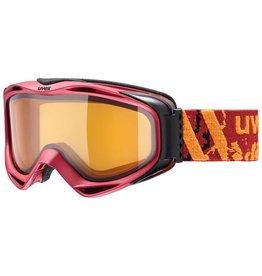 Uvex G.GL 300 LGL Goggle Darkred Mat