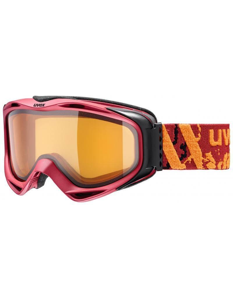 Uvex G.GL 300 LGL Skibril Rood