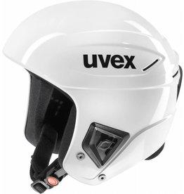 Uvex Casque de Ski Race+ Blanc