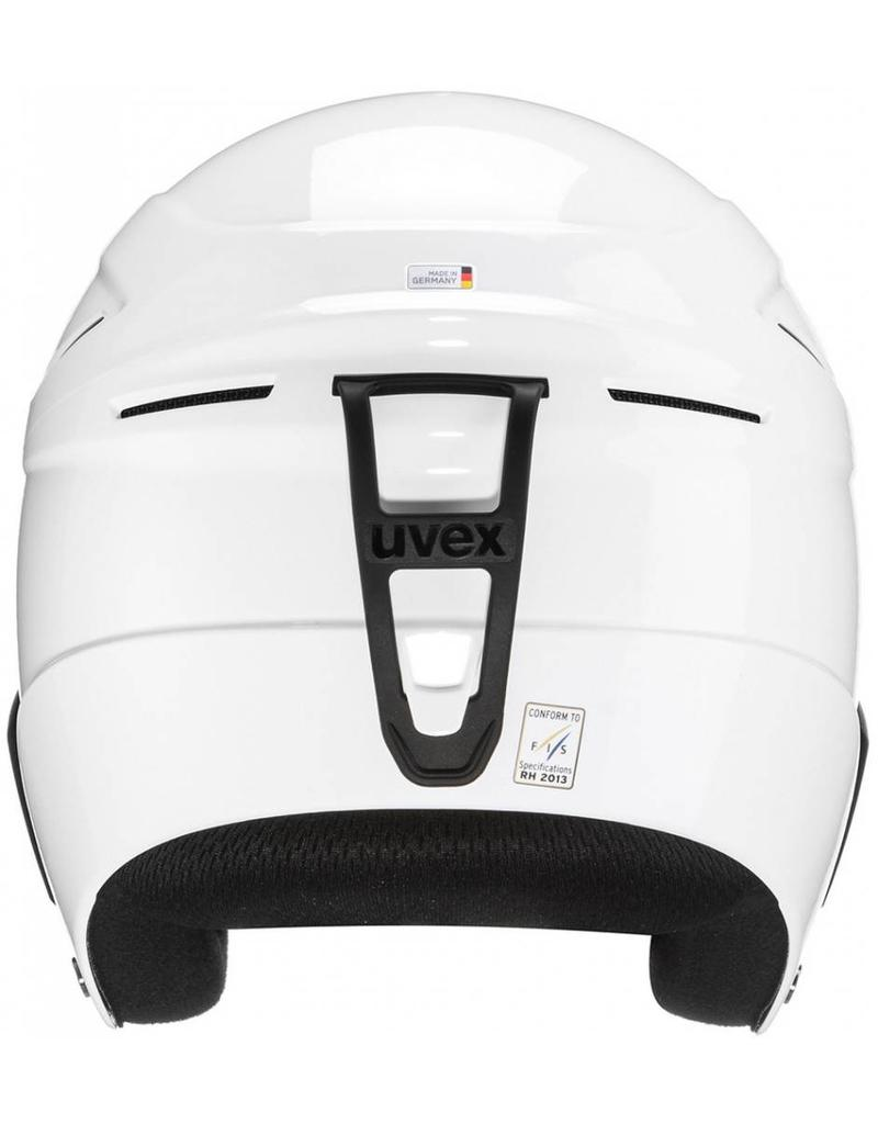 Uvex Race+ Helmet All White