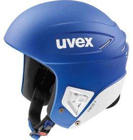 Uvex Casque de Ski Race+ Cobalt Blanc