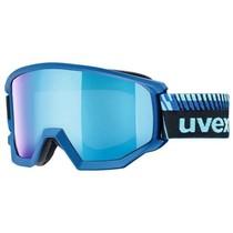 Uvex Race+ Helm Cobalt Blauw Wit