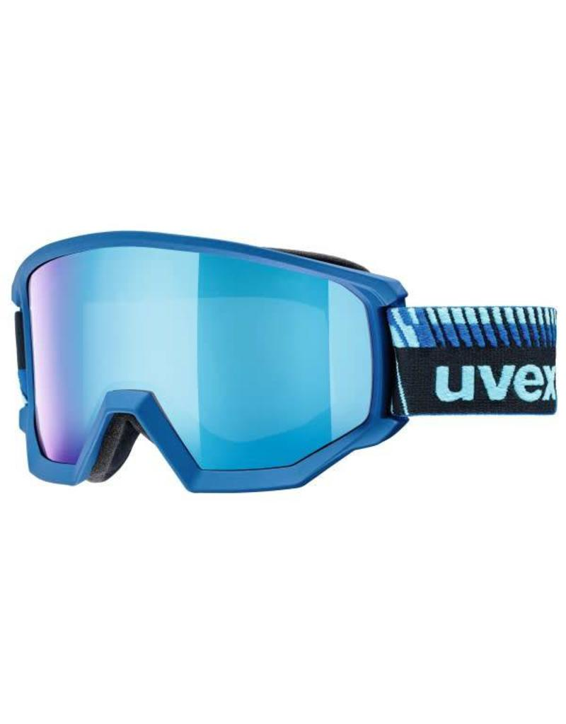 Uvex Athletic FM Goggle Cobalt Mat Blue