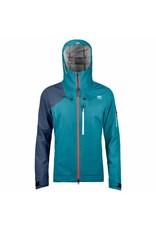 Ortovox 3L Ortler Jacket W Aqua
