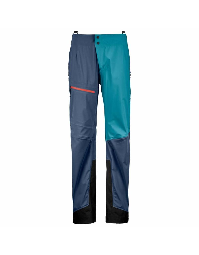Ortovox 3L Ortler Pants W Night Blue