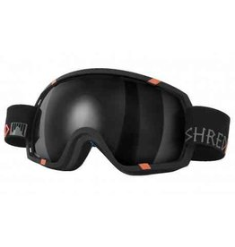 Shred Stupefy Popsicle Goggle Stealth Black