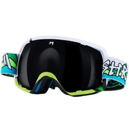 Shred Stupefy S-Duper Goggle White