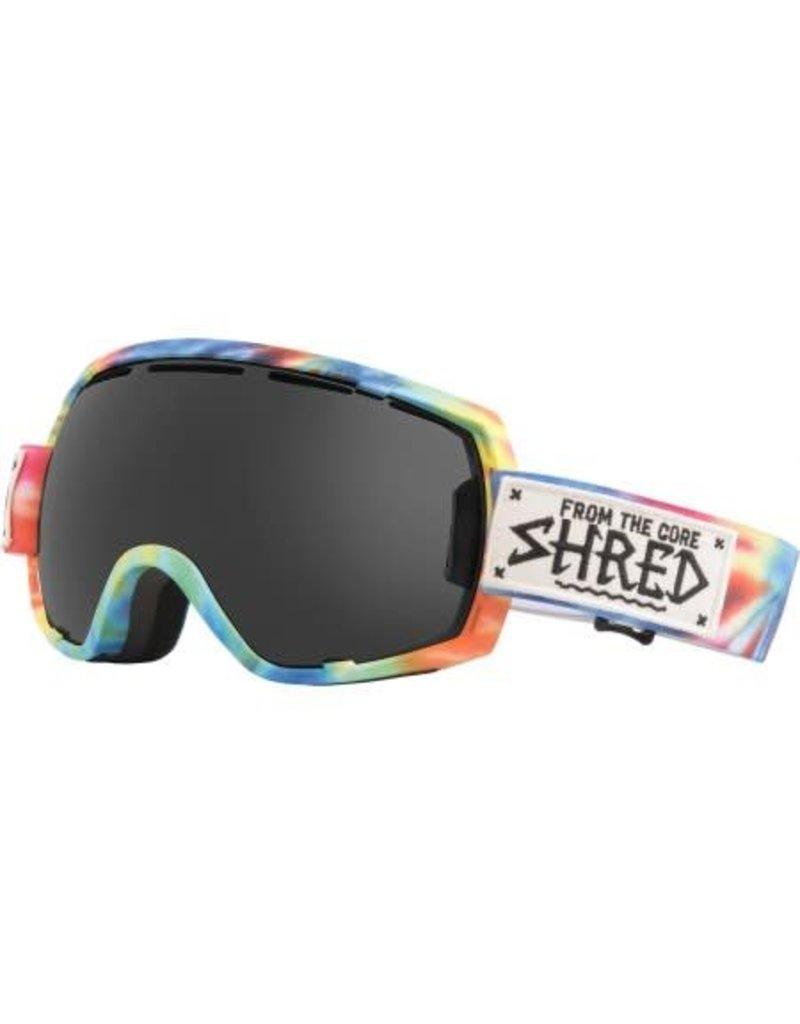 Shred Stupefy Jerry Goggle + Extra Lens Hydro Tie-Dye
