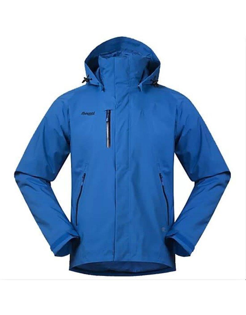 Bergans Flya Insulated Jacket Athens Blauw