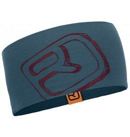 Ortovox Merino Cool Logo Headband Mid Aqua