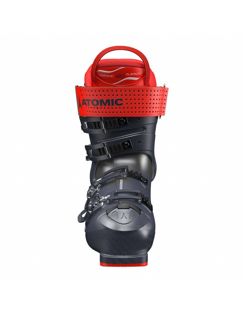 Atomic Hawx Magna 130 S Ski Boots Dark Blue Red